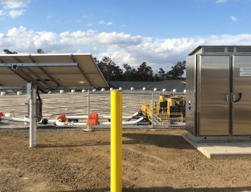 QGC – Solar Battery Systems
