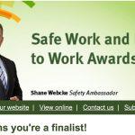 Safe Work Awards