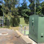 Sewerage Pumping Stn - Hope Island