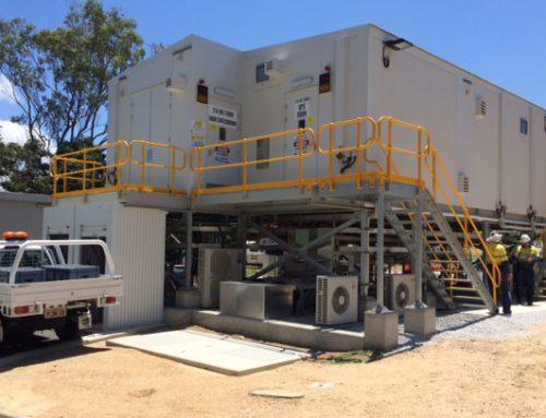 2954 – Gladstone Area Water Supply Switchroom Upgrade