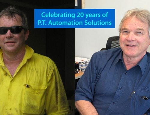 PTAS Celebrates 20 years.