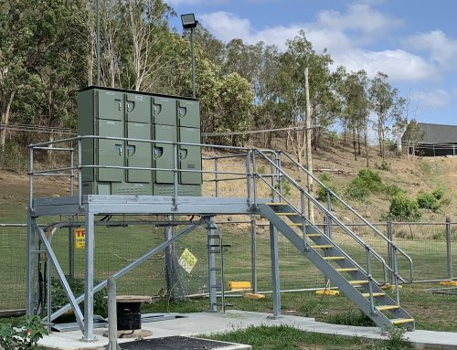 3002 Replace 10 QUU Water Booster Stations with ABCD Outdoor Switchboard